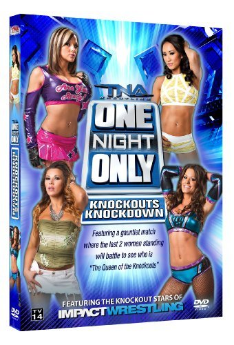 TNA Wrestling's One Night Only: Knockouts Knockdown DVD