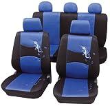 ZUNTO autositzbezuege blau Haken Selbstklebend Bad und Küche Handtuchhalter Kleiderhaken Ohne Bohren 4 Stück