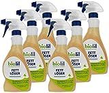 biolil Bio Fettlöser für Küche, Haushalt und Hobby 6 x 500 ml