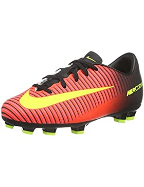 Nike Jungen Junior Mercurial Vapor Xi Fester Boden Fußballschuhe