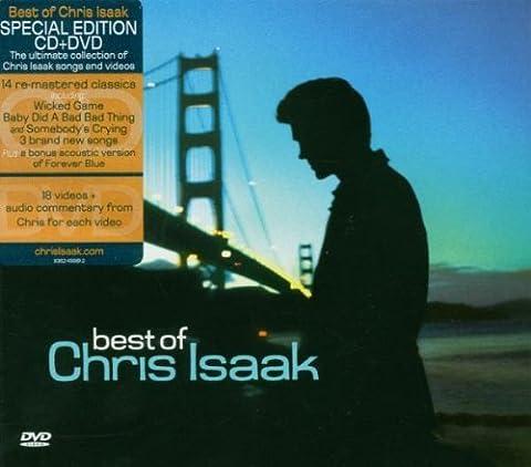 Best of Chris Isaak [CD + DVD] by Chris Isaak (2006-05-15)