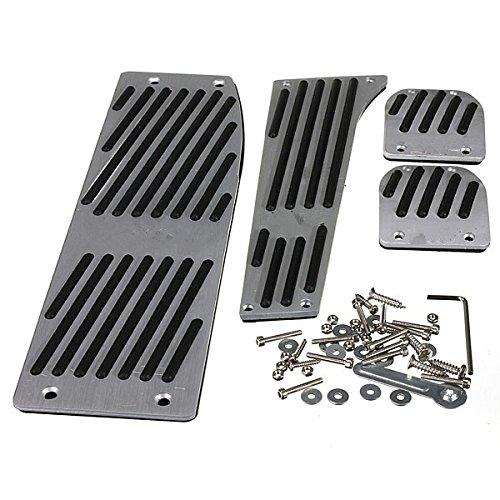 Viviance M Pédale Pad Set Repose-Pieds pour BMW X1 E30 E36 E46 E87 E90 E91 E92 E93