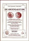 M. Della Corte CONSIDERAZIONI STATISTICHE SUI DENARI DEL MEDAGLIERE CREMONESE - L'ENIGMA DEI DENARI DENTELLATI - USO DEI CONII A PINZA quaderno di studi XXXV numismatica