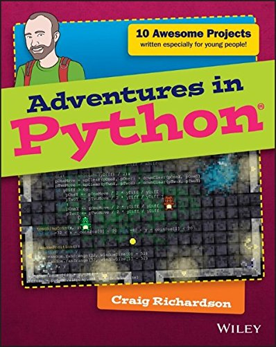 Adventures in Python por Craig Richardson