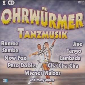 Ohrwürmer-Tanzmusik - 2 CD