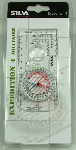 51QIM1HTrsL - Silva Compass 4 Militaire - 6400/360