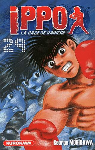 Ippo - Saison 1 - La rage de vaincre Vol.29 par MORIKAWA George
