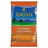 Rajah Caliente De Madras 100G Polvo De Curry