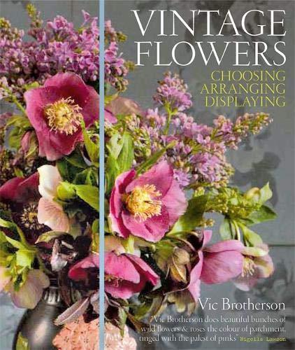 Vintage Flowers por Vic Brotherson