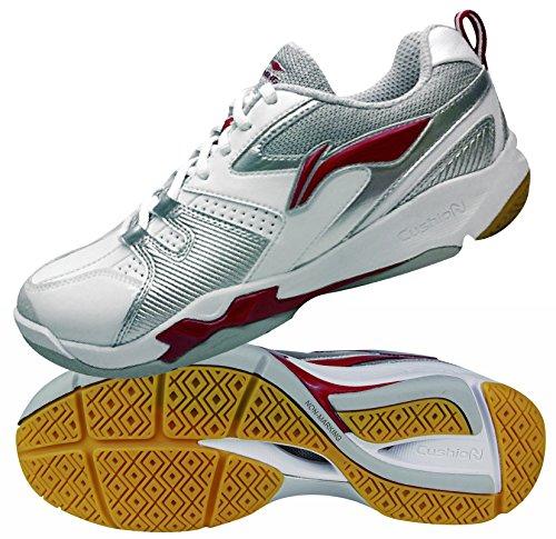 Li Ning Unisex Badminton-Schuh 'Training Plus' 43 2/3 - Plus Training Schuh