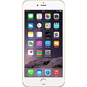 Apple, iPhone 6 Plus, Smartphone Oro, 128 GB (Ricondizionato Certificato)