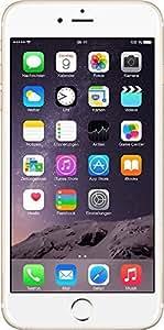 """Apple iPhone 6 Plus - Smartphone, Display 5.5"""" Pollici, Processore Dual-core 1.84 GHz, Memoria interna 128 Gb, 1 Gb di RAM, Fotocamera da 8 Megapixel, iOS, Oro (Ricondizionato Certificato Apple)"""
