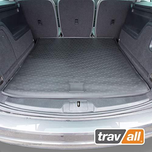 Travall® Liner Kofferraumwanne TBM1079 - Maßgeschneiderte Gepäckraumeinlage mit Anti-Rutsch-Beschichtung