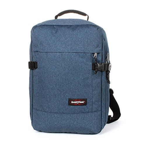 Eastpak , Valigia  Unisex, double denim (Blu) - EK46682D