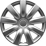 Auto-Style Alabama Jantes Gris acier 13', 4 pièces