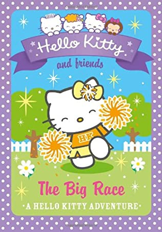 book cover of The Big Race