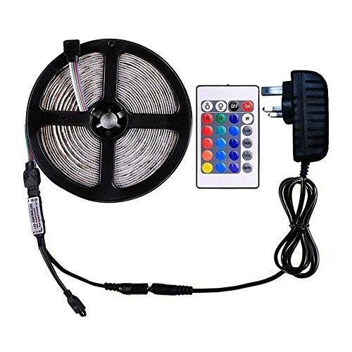 wentop-rgb-led-strip-lights-kitnon-waterproof-5m-led-ribbonsmd-5050-164-ft5m-150-leds-dc-12v-rgb-led