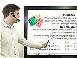 Lektion 3 - Zahlen. Dezimalzahlen, Prozente & Bruchzahlen. Geld. Maße, Daten & Telefonnummern.