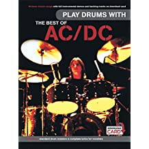 Play Drums with... the Best of AC/DC (Wise Publications)