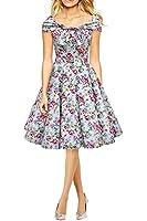 Black Butterfly 'Cynthia' Vintage Amity Kleid im 50er-Jahre-Stil
