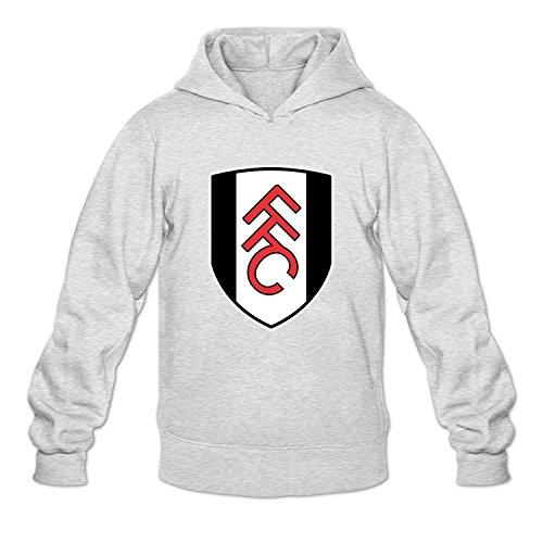 Men Fulham Fc Custom Causal Hoddie By Mjensen