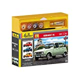 Heller - 50759 - muestra - Coches - Renault 4l - 1/72 Escala - Kit