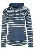 BlendShe Carina Damen Hoodie Kapuzenpullover Pullover Mit Kapuze, Größe:M, Farbe:Ensign Blue (70260)