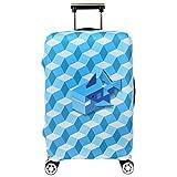 YiJee Elastic Gepäck Abdeckung Staubgeschützt Anti-Kratzer Koffer Schutz Wie Das Bild 6 S