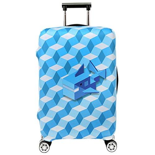 YiJee Bagagli Valigia Copertura Borsa Protettiva Cover Proteggi per Suitcase Come I'immagine 6 M
