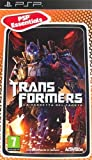 PSP - Transformers: Revenge of The Fallen - Essentials - [PAL ITA - MULTILANGUAGE]