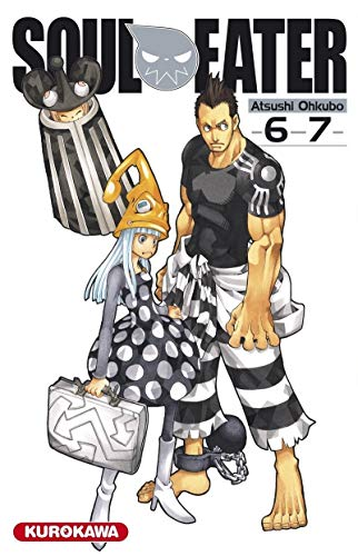 Soul Eater - III (tomes 6-7) (3)