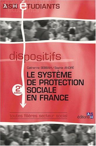 Le système de protection sociale en Fra...