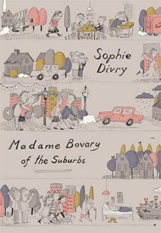 book cover of Madame Bovary of the Suburbs