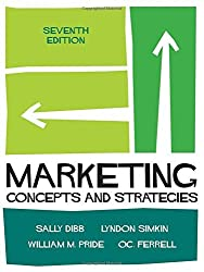 Marketing: Concepts and Strategies by Lyndon Simkin (2016-05-18)