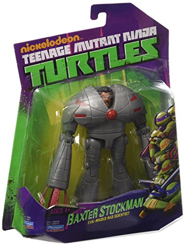 Turtles Teenage Mutant Ninja Action Figur Baxter -