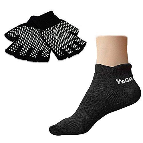 Healthandyogatm Yogafours-Calze da yoga e yoga Palms