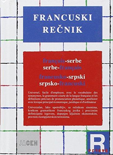 Download Dictionnaire Français Serbe Serbe Français Francuski Recnik Pdf Dorianadam