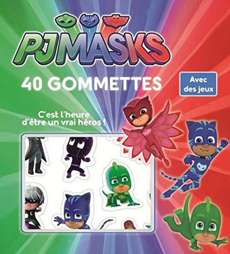 Pjamasks c'est l'heure d'être un vrai héros ! par C. Madeleine