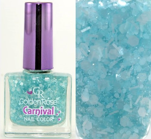 GOLDEN ROSE - Vernis Ongles Collection Carnival - 03