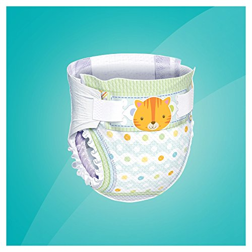 Pampers Premium Protection Active Fit Nappies, Monthly Saving Pack – Size 6, 120 Nappies