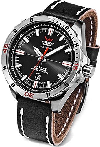 Vostok Europe Almaz Space relojes hombre NH35A-320A258-ST