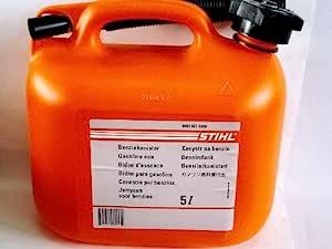 Stihl Benzinkanister 5l Orange Auto
