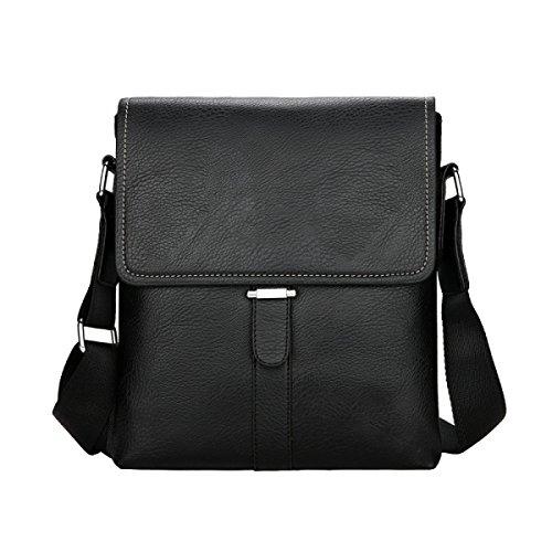 Yy.f Valigetta Da Lavoro Di Moda Classica Pratica Borsa Da Viaggio Borsa Per Computer. 3 Colori Black