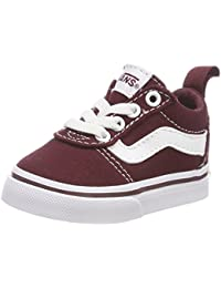 Vans Unisex Baby Ward Slip-on Canvas Sneaker
