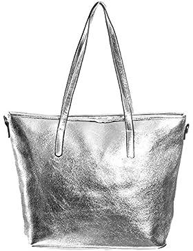 Damen Handtasche Shopper schulte