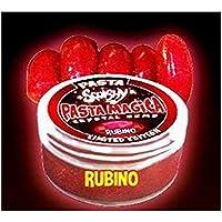 PASTA SQUISHY - PASTA MAGICA - COLORE RUBINO - CRYSTAL GEMS