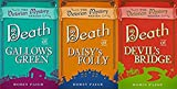 Robin Paige 3 Book set - Victorian Mystery Series Books - Death at Gallows Green, Death at Daisy's Folly & Death at Devil's Bridge