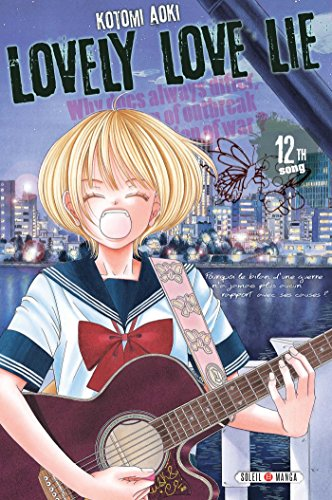 Lovely Love Lie Vol.12 par AOKI Kotomi