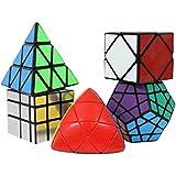 Creation® Shengshou Específico Velocidad Cubo Puzzle Juegos (Incluir Skewb, Megaminx dodecaedro, Pyraminx, espejo, Mastermorphix)