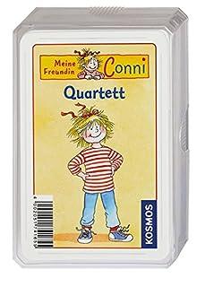 KOSMOS 741655 - Meine Freundin Conni Quartett (B01N21FUB4) | Amazon Products